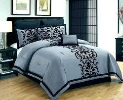 full size of navy blue and gray duvet cover white striped double light grey bedding comforter