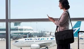 book a flight westjet official