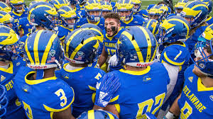 Vinny Papale Football University Of Delaware Athletics