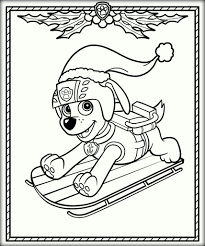 Paw Patrol Coloring Pages - Color Zini