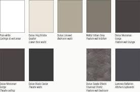 Dulux Suede Colour Chart Wattyl Urbane Grey Scheme Google Search Paint Color