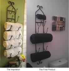 bath towel holder for wall. Bathroom Design : Beautiful Towel Rack With Oil Rubbed . Bath Holder For Wall E