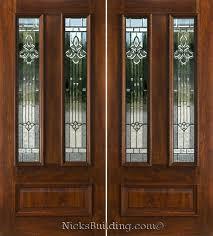double doors double front entry doors glass steel entry doors with glass garage door rubber seal