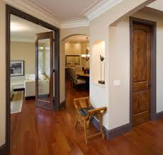 Arched Crown Moulding Crown Molding For Arched Doorways Spaces Transitional With Drywall