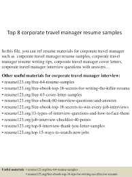 Sample Travel Management Resume Travel Agent Job Resume Sample Corporate Travel Agent
