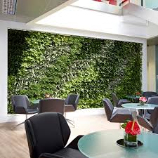 office greenery. With Plants Providing Benefits To Employees As Well Adding Office Design, This Is Definitely A Feature That You Should Consider For Your Workspace. Greenery R