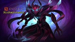 dota 2 how to play spectre specter domination xiuhayuteotl