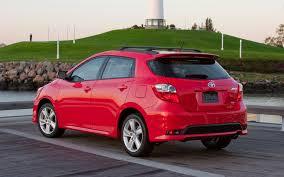 EDITORS NOTEBOOK: 2009 Toyota Matrix XRS, Day 1