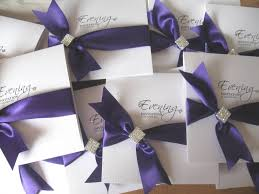 purple wedding invitations luxury handmade Cadbury Purple Wedding Invitations Online cadburys purple wedding invitations luxury handmade Black and Purple Wedding Invitations
