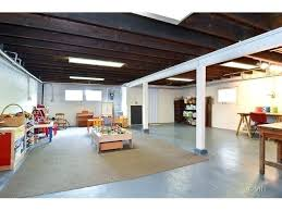 cheap unfinished basement ceiling ideas85 ideas