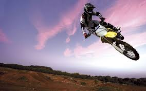 Motocross Bike In Sky Hd Sky Bikes In Motorcycles Bikes