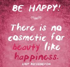 Happy Beauty Quotes
