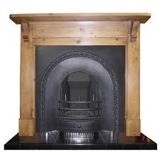 antique victorian cast iron arched fireplace insert for inspiring victorian gas fireplace insert