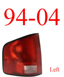 Chevy S10 Series 94-04, MrTailLight.com Online Store