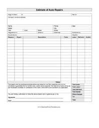 Printable Work Order Forms Repair Work Order Form Template Free Printable Business Form