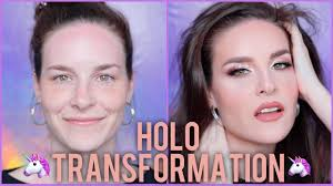 simply nailogical gets a makeover holoual makeup transformation