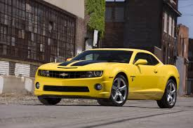 2010 Chevrolet Camaro Transformers Special Edition Revealed
