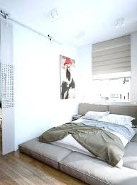 Bed On Floor Ideas Bed On Floor Ideas 8 Bed With Mattress Style Of A Tiny .  Bed On Floor Ideas ...