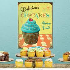 Cupcake Kitchen Decorations Vintage Cupcake Kitchen Designalicious