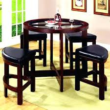 small pub table set round bar bistro for kitch