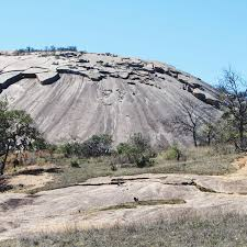There is a parking lot, where you can leave your vehicle. Enchanted Rock Issues Heat Warnings After Three Dogs Died In The Park Texas Monthly