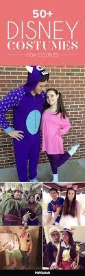 Homemade Disney Costume Ideas 50 Adorable Disney Couples Costumes Disney Couple Costumes