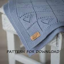 Baby Blanket Knitting Patterns Free Downloads Cool Sweet Blanket Pattern By Filomena Lanzara Knitting Pinterest