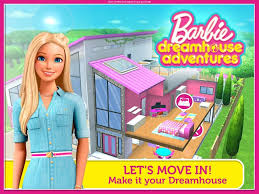barbie dreamhouse adventure app lets kids hang out with the dolls at a