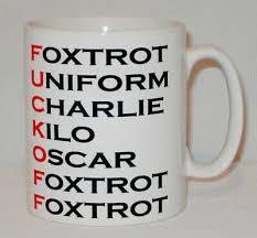 The nato phonetic alphabet is the most widely used radiotelephone spelling alphabet. Mug Fun 1871 Nato Phonetic Alphabet Alpha Bravo Charlie A To Z Funny Mug 10 99 Picclick Uk