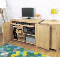 hidden home office. Baumhaus Aston Oak Hidden Home Office F