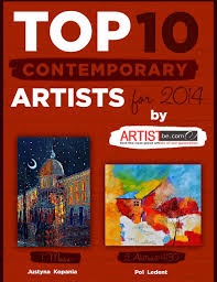 Collect this idea contemporary artists 2014