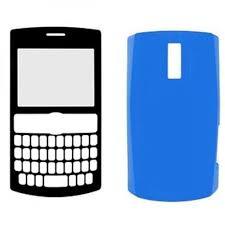 Full Body Housing for Nokia Asha 205 - Cyan