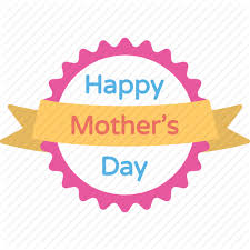 Mothers Greeting Card Greeting Badge Greeting Card Mother Day Label Mothers Day