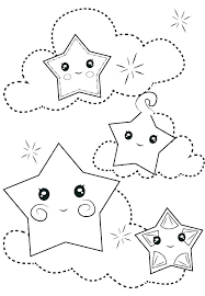 Star Coloring Pages Star Coloring Page Star Colouring Pages To Print
