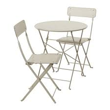folding chairs and tables. Plain Folding SALTHOLMEN Table And 2 Folding Chairs Outdoor On Folding Chairs And Tables I