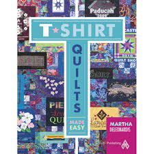 American Quilter's Society - T-Shirt Quilts Made Easy & T-Shirt Quilts Made Easy Adamdwight.com