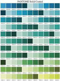 Pantone Color Blue Chart Pantone Color Chart Visual Matter Pantone Color In 2019
