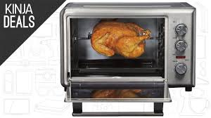 ilration for article titled spit roast your thanksgiving turkey with this 75 countertop oven