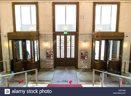 office entrance doors. Office Entrance Doors. Doors Uk Revolving Of Hall Austrian Post Savings Bank In A