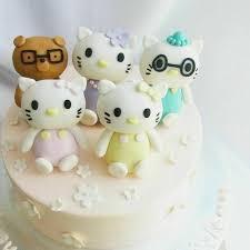Hello Kitty Cake Pops Kidsbirthdaycakewithyearml