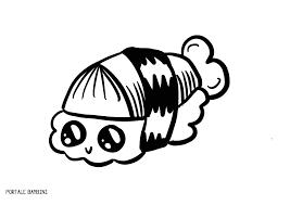 Immagini Kawaii Semplici Da Disegnare