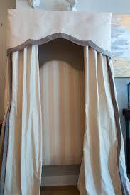 Twin Bed Canopies & Headboards- Rogers & Goffigan