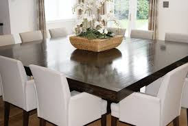 simple of 12 seater square dining table dining room table for 12 12 seater