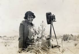 Susie Keef Smith, Lula Mae Graves Document 1920s Desert