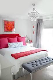 romantic gray bedrooms. Romantic Red, Pink And Gray Bedroom Color Scheme Bedrooms
