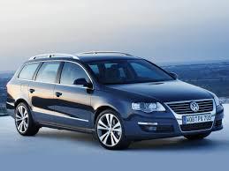 2006 Volkswagen Passat variant (b6) – pictures, information and ...