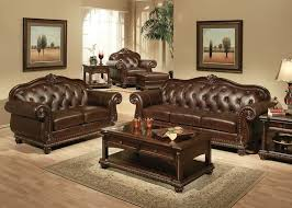 leather living room furniture sets. Von Furniture Anondale Formal Leather Living Room Set Regarding Sets For Your