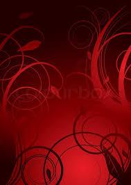 black and red floral background design. Burnt Red And Black Hot Floral Background Illustration Stock Vector Colourbox Intended Design