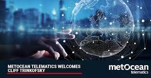 MetOcean Telematics Welcomes Cliff Trinkofsky | MetOcean Telematics