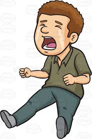 Image result for cartoon illustration of crying people
